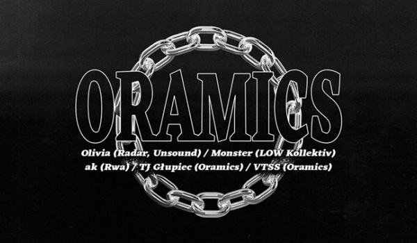 Going. | Oramics: Olivia/Monster/ak/TJ Głupiec/VTSS - K55