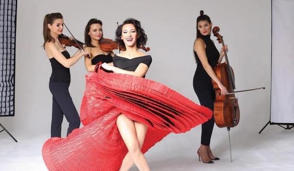 Going.   Koncert kwartetu muzycznego Obsession - PROM Kultury Saska Kępa