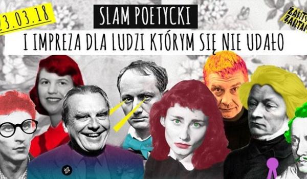 Going. | Slam! Poetycki x Impreza dla ludzi którym się nie udało - Żarty Żartami