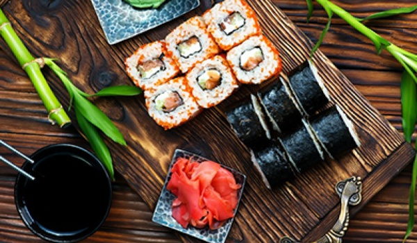 Going.   Warsztaty: Kurs sushi 1. stopnia - Book&Cook