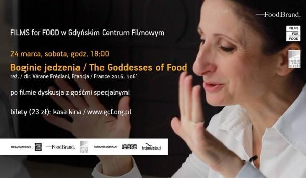 Going.   Boginie jedzenia / The Goddesses of Food - trójmiejska premiera - Gdyńskie Centrum Filmowe