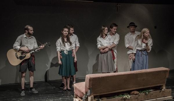 Going.   Marcowy wieczór Tischnerowski - Teatr Szwalnia