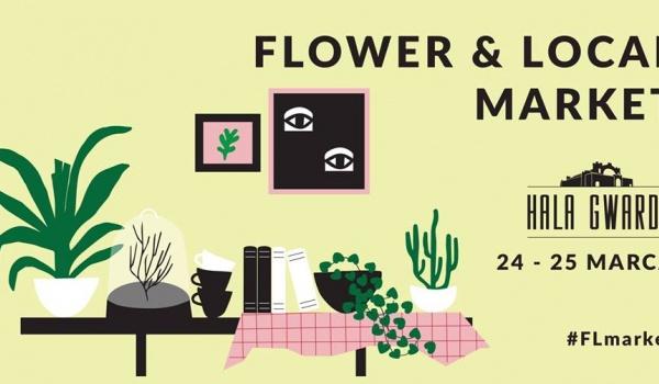 Going. | Flower & Local Marke - Hala Gwardii