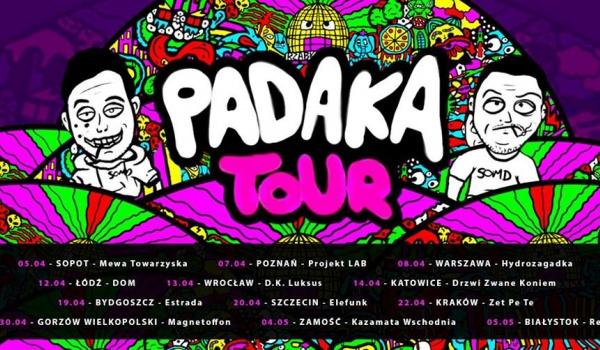 Going.   Padaka TOUR - Rzabka x Poznań - Projekt LAB
