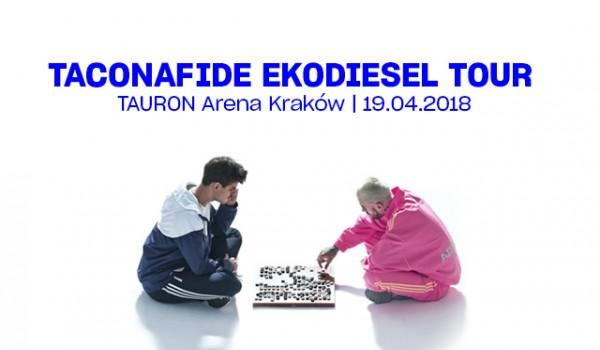 Going. | Taconafide (Taco x Quebo): Ekodiesel Tour - Kraków - TAURON Arena Kraków