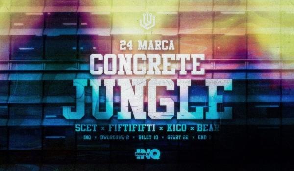 Going.   Concrete Jungle XII - INQbator Klub