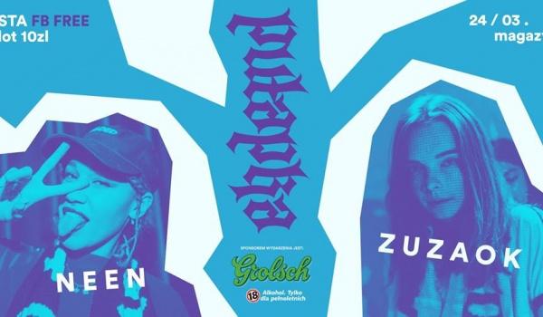 Going.   Pułapka: Neen x ZuzaOK - Magazyn - Bar Lounge Mariacka