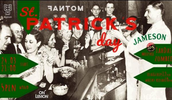 Going.   St. Patrick' Day w Fanto - Jazz Club Fantom