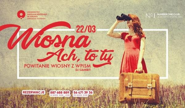 Going. | Wiosna, Ach To Ty - Powitanie Wiosny z WPiSM - Number One