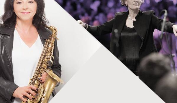 Going. | Kobieta, batuta i sax | Symfoniczne przywitanie wiosny - Toruńska Orkiestra Symfoniczna