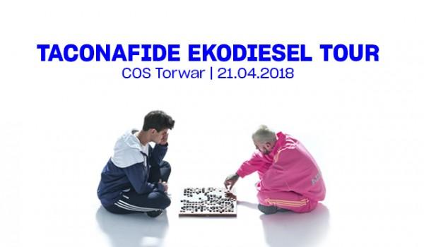 Going. | Taconafide (Taco x Quebo): Ekodiesel Tour - Warszawa - Torwar