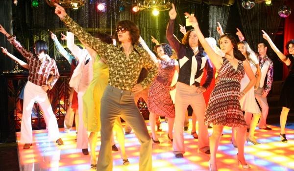 Going. | Disco dancing - Spaleni Słońcem