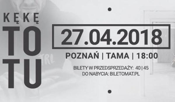Going. | KęKę • ToTuTour • Poznań - Tama