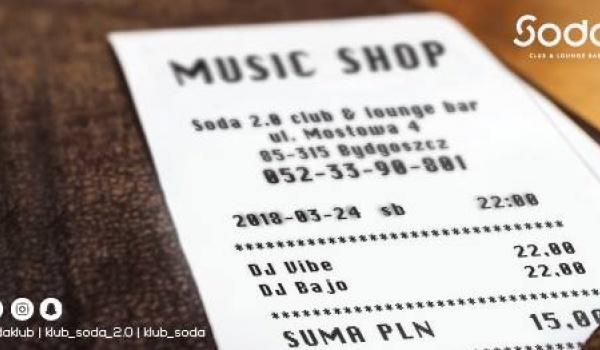 Going. | Music Shop – Dj Vibe & Dj Bajo - SODA 2.0 club & lounge bar