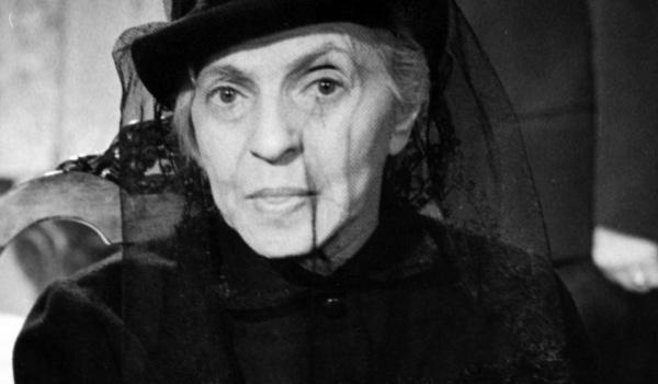 Going.   Ida Kamińska / Joanna Szczepkowska / Premiera - Teatr Nowy im. Kazimierza Dejmka w Łodzi