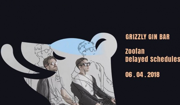 Going. | Zoofan + Delayed Schedules - Grizzly Gin Bar