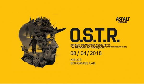 Going. | OSTR / 8.04 / Kielce - bohomass lab