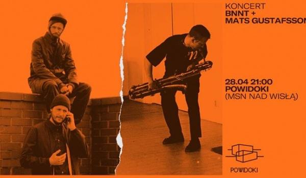 Going. | BNNT + Mats Gustafsson w Powidokach - Powidoki