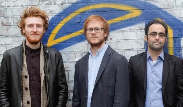 """Going.   Eyal Lovett Trio - """"Jazzowe Skrzydła"""" - 12on14 Jazz Club"""