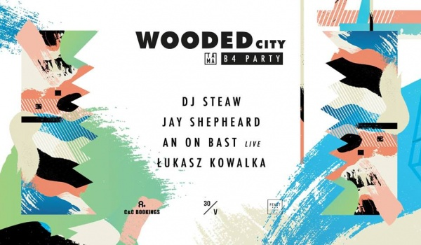 Going. | Wooded City B4 Party - Tama