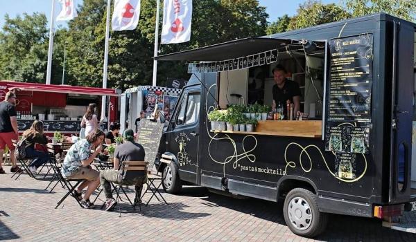 Going. | Rynek smaków Cieszyn - Wiosenny zlot Food Trucków - Cieszyn