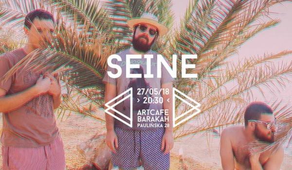 Going.   Seine - Teatr Barakah / ArtCafe Barakah