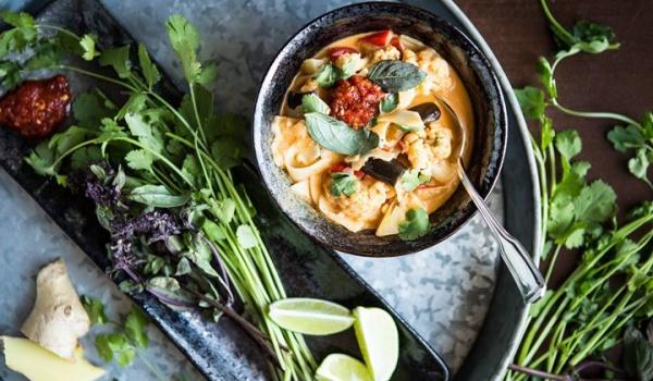 Kuchnia Tajska 10 Czwartek 26 Kwietnia 2018