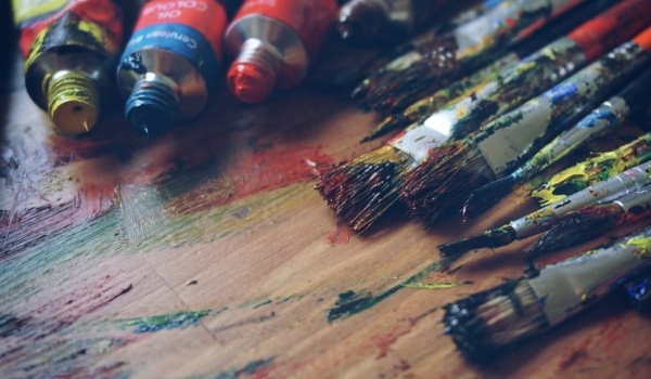 Going. | Sztuka - jak to się robi? warsztaty artystyczne dla dzieci - Uniwersytet Artystyczny w Poznaniu