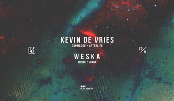 Going. | Kevin de Vries invites Weska - Tama