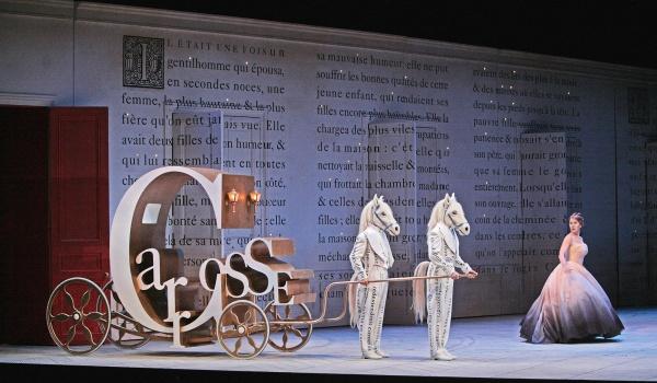 Going. | The Met: Kopciuszek / Jules Massenet - Teatr Stary w Lublinie Profil Oficjalny