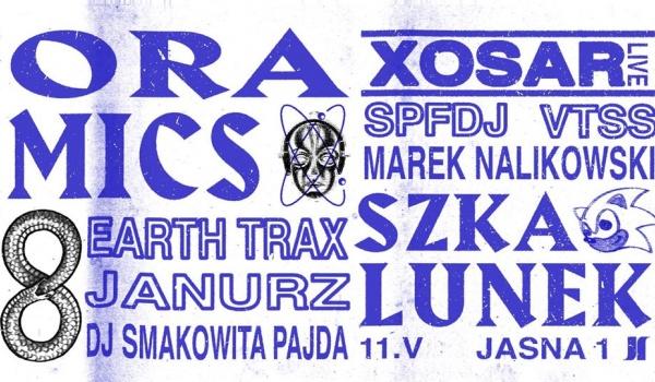 Going. | Oramics x Szkalunek: XOSAR live, SPFDJ - Jasna 1