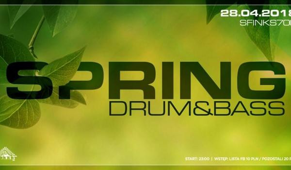 Going. | Spring Drum&Bass - Sfinks700