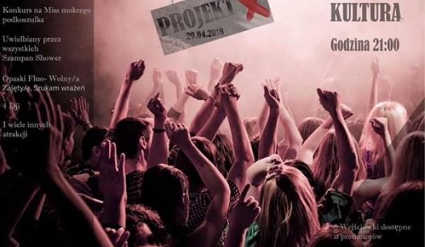 Going. | Wielki Projekt X - Protokultura - Klub Sztuki Alternatywnej