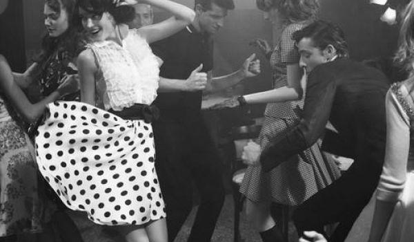 Going. | Swing retro party - Kino Pod Baranami