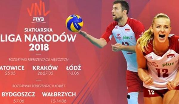 Going. | VNL Siatkarska Liga Narodów 2018 - Spodek