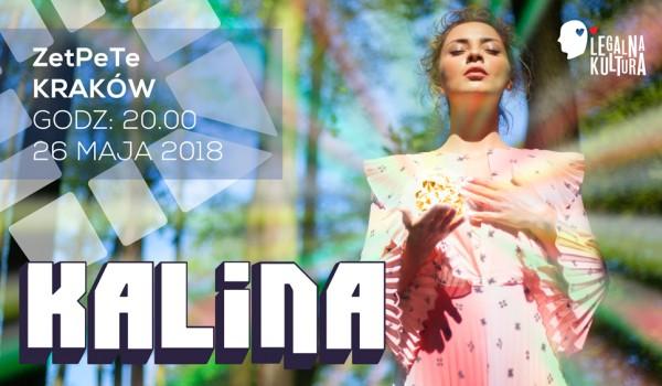 Going. | KALINA i jej Kryształowy Hippie-Pop - Zet Pe Te