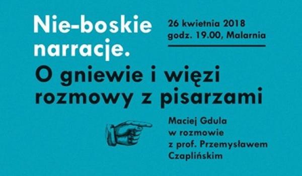 Going. | Nie-boskie narracje. Maciej Gdula - Teatr Polski w Poznaniu - Galeria