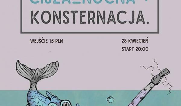 Going. | Miss Hapen / Cisza Nocna / Konsternacja - Klub Desdemona