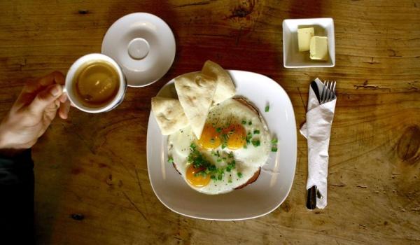 Going. | Kto rano wstaje, temu oipmafia śniadanie! - Ogniem i Piecem