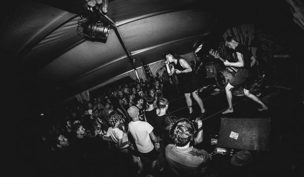 Going. | Limp Blitzkrieg + Crevasse - Warsztat