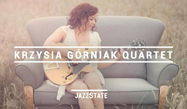 Going. | Krzysia Górniak Quartet | koncert + jam session - Klub SPATiF