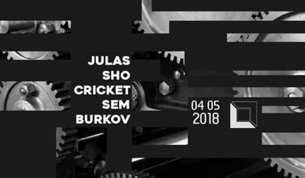 Going. | Julas / Sho / Cricket / Sem / Burkov - DOM