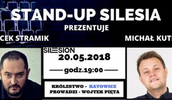 Going. | Stand-up w Katowicach: Stramik i Kutek - Królestwo