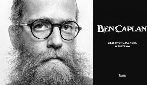 Going. | Ben Caplan & The Casual Smokers - Hydrozagadka