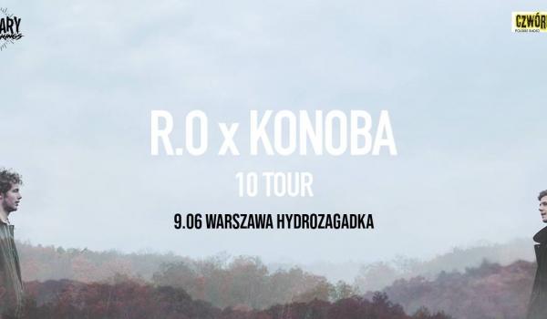 Going. | R.O x Konoba - Hydrozagadka
