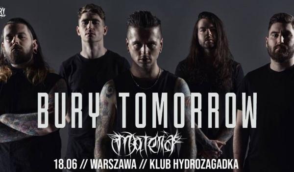 Going. | Bury Tomorrow + Materia - Hydrozagadka