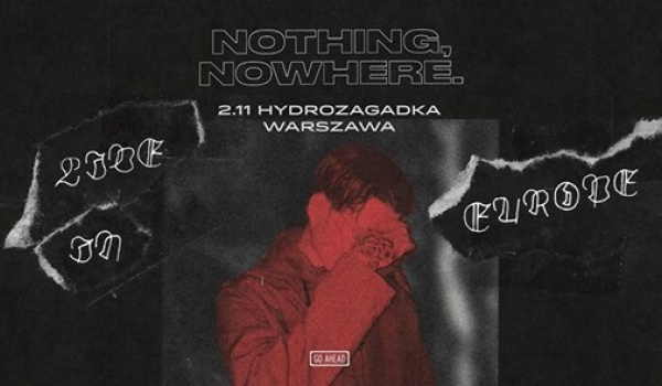 Going. | Nothing,nowhere - Hydrozagadka