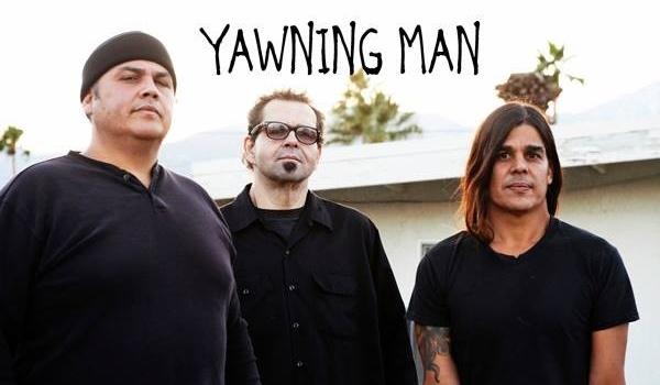 Going. | Yawning Man - Klubokawiarnia Chmury