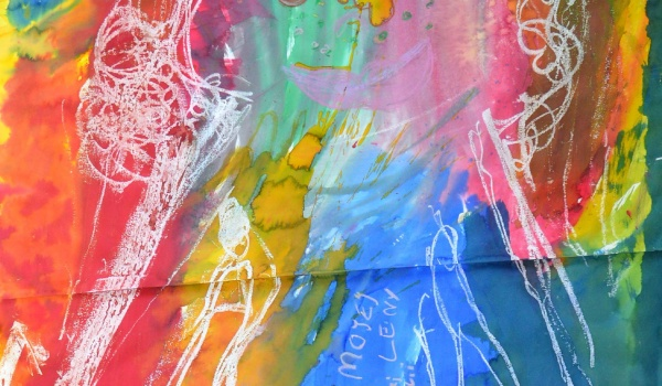 Going. | Rysunek i malarstwo dla dzieci i młodzieży - OKO
