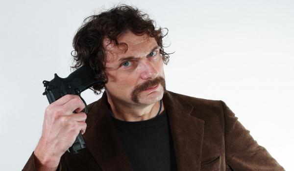 Going.   World-Wide Comedy Presents: Dave Thompson (UK) - DOM Łódź